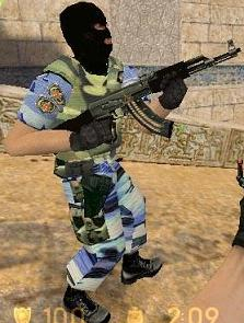 CS 1.6! Russian Spetsnaz
