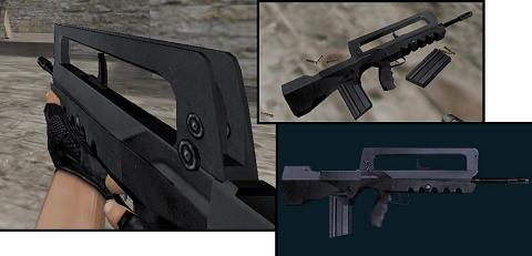 FAMAS Defaults Remix