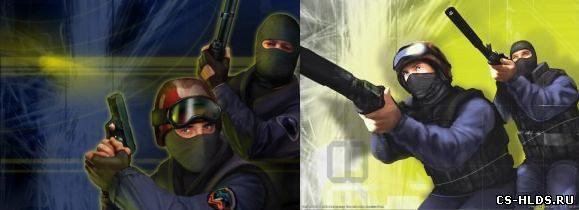 Counter-Strike 1.6 + Counter-Strike: Condition Zero Full